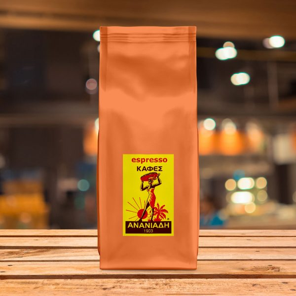 καφές ανανιάδη espresso troppo