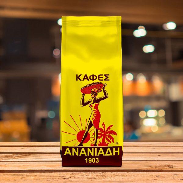 ελληνικός καφές ανανιάδη